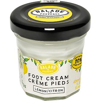 Balade en Provence Delicious Lemon Foot Cream 40ml