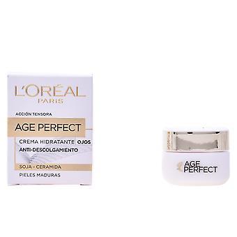 L'Oreal makijaż wiek idealny Crema Contorno Ojos 15 Ml dla kobiet