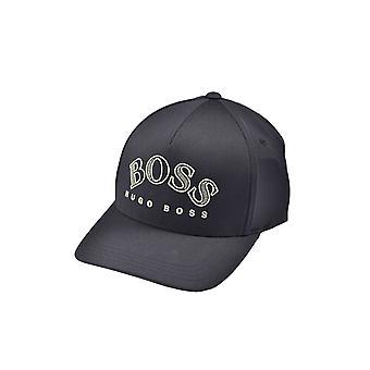 ボス フットウェア & アクセサリー ボス 湾曲-1 野球帽 ブラック