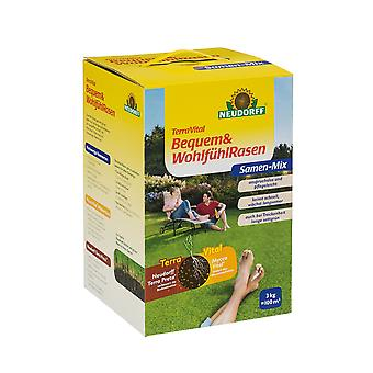 NEUDORFF TerraVital® Comfortable et amp; Feel-goodLawn, 3 kg