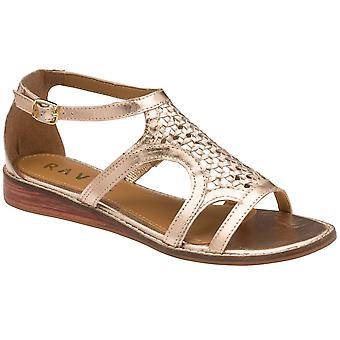 Ravel Cardwell Womens Low Heeled Sandals