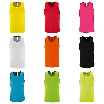 SOLS Mens sportieve prestaties Tank Top