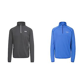 Trespass Mens Brennen Long Sleeve Active Top