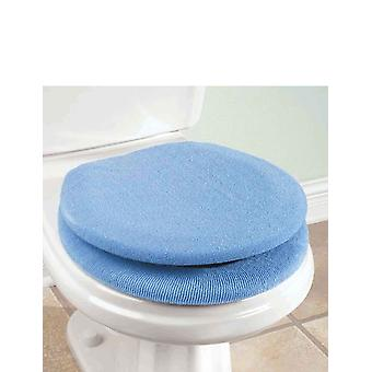 Chums Fleece toilet seat Cover and Lid Cover Set