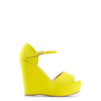 Made in Italia Original Women Spring/Summer Wedge - Yellow Color 29678