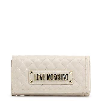 Love Moschino Original Women Fall/Winter Clutch Bag - White Color 37180