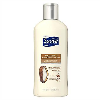 Suave skin solutions body lotion, smoothing, 10 oz