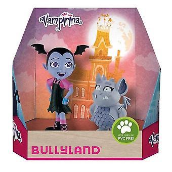 2-Pack Bullyland Disney Vampirina Figure Doll