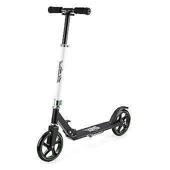 Xootz suuri pyörän skootteri - musta