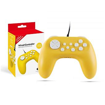 Controlador threaded Nintendo Switch / Switch Lite - amarelo