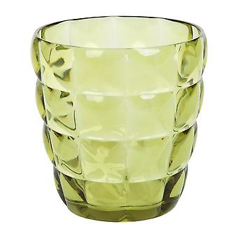 Mario Luca Giusti Diamante Plastic Tumbler Light Green