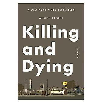 Killing and Dying by Adrian Tomine - 9780571325153 Kirja