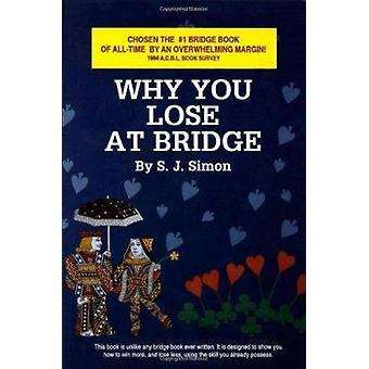 Why You Lose at Bridge Book