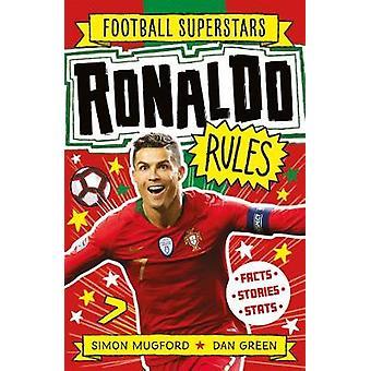Ronaldo Rules by Simon Mugford - 9781783125333 Book