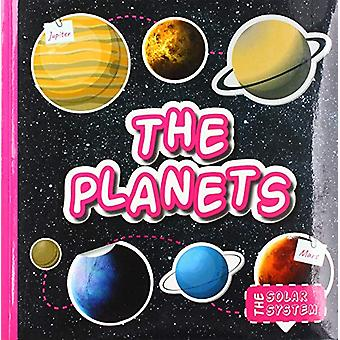 The Planets by Gemma McMullen - 9781912171743 Book