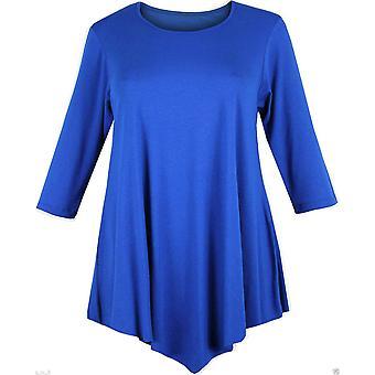 Ladies Three Quarter Sleeve Loose Dress