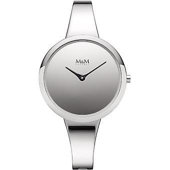 M&M Germany M11944-040 Circle line Ladies Watch