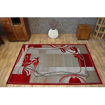 Rug heat-set KIWI 3763 red