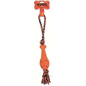 Bomber Missile Rope Toy 48cm (Dogs , Toys & Sport , Chew Toys)
