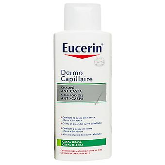 Eucerin Dermo Capillaire Antidandruff Gel Shampoo 250 ml