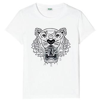 Kenzo Classic Tiger T-shirt Wit