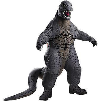 Fantasia Adulto de Godzilla