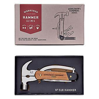 Gentlemen's Hardware Hammer Multi Tool (No Knives)