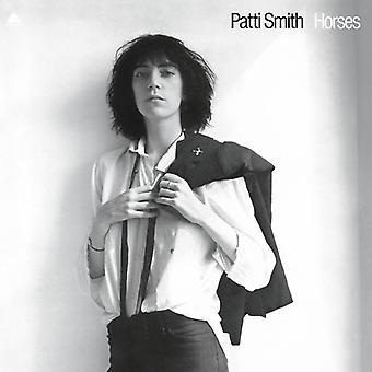 Patti Smith - importación de Estados Unidos de caballos [vinilo]