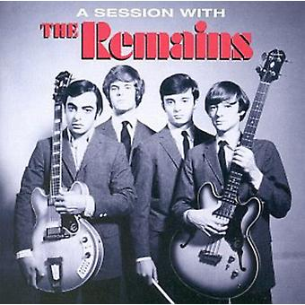 Remains - Session with [CD] USA import
