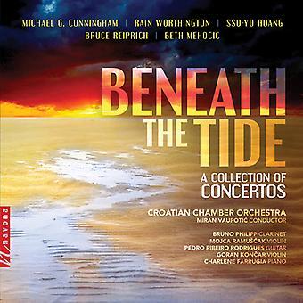 Beneath The Tide [CD] USA import