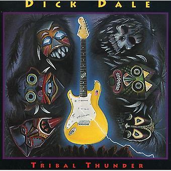 Dick Dale - Tribal Thunder [CD] USA import