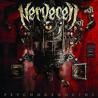 Nervecell - Psychogenocide [CD] USA import