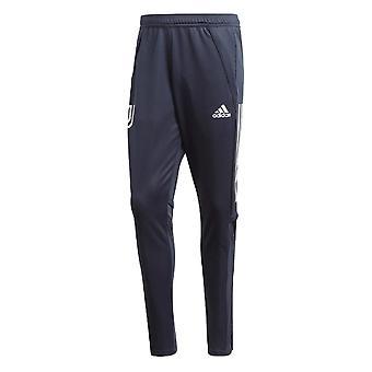 2020-2021 Juventus Adidas Školenia Nohavice (Námorníctvo) - Deti