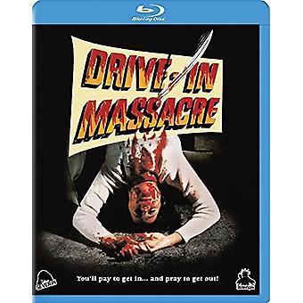 Drive-in Massacre [Blu-ray] USA import