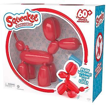 Squeakee Interactive Balloon Dog