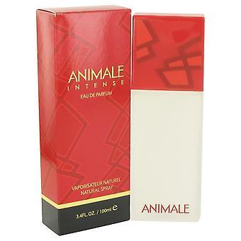 Animale Intense by Animale Eau De Parfum Spray 3.4 oz / 100 ml (Women)