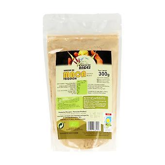 Farine de Maca tricolore (50% jaune, 30% rouge et 20% noir) 300 g