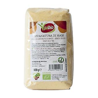 Glutenvrij maïsbe brood 500 g