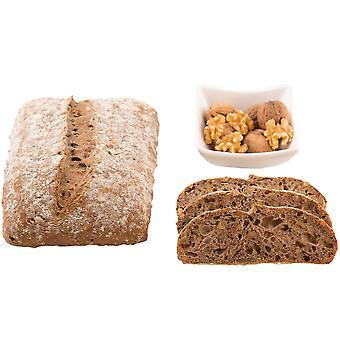 Bridor Frozen Walnut Bread Loaves