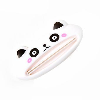 Creative Cartoon Manual Toothpaste Squeezer White Panda