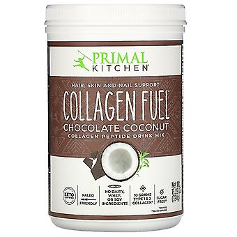 Primal Kitchen, Collagen Fuel, Chocolate Coconut, 13.89 oz (394 g)