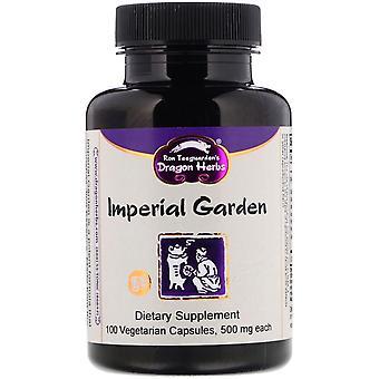 Dragon Herbs, Imperial Garden, 500 mg, 100 Vegetarian Capsules