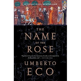 The Name of the Rose by Professor of Semiotics Umberto Eco