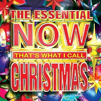 Now Essential Christ - Essential Now That's What I Call Christmas [CD] USA import