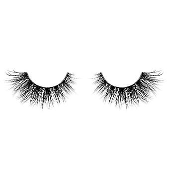 Velour Multi Layered False Mink Lashes - Sinful - Natural Length Effect