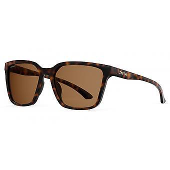 Sonnenbrille Unisex Shoutout  polarisiert matt braun/braun