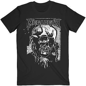 Megadeth Hi-Con Vic Official Tee T-Shirt Unisex