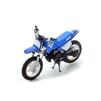 Yamaha PW50 (2003) in Blue (1:12 scale by Spark M12038)