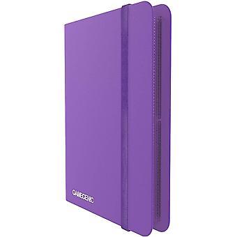 Gamegenic Casual Album 8-Pocket - Purple