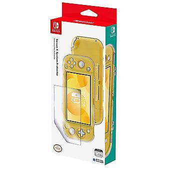 HORI officieel gelicentieerde Screen & System Protector Set voor Nintendo Switch Lite